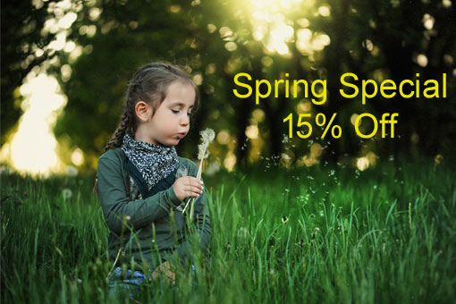 Spring Special Deal